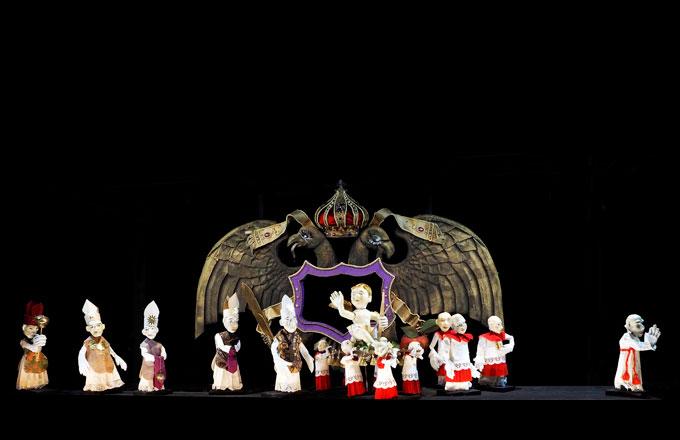 Orfeo ed Euridice, Thomas Reichert, Kabinetttheater Wien