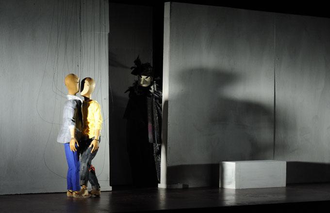 Thomas Reichert, Theater Regisseur, Andras Schiff