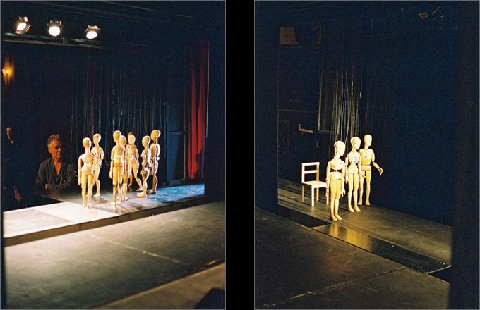 Thomas Reichert, Bastien und Bastienne, Salzburger Marionettentheater