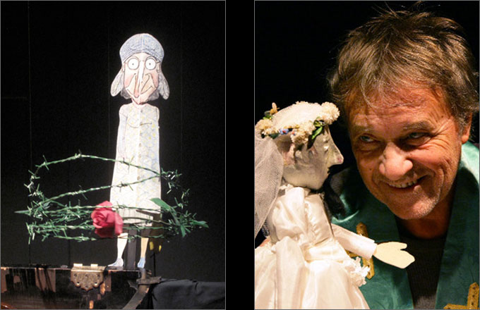 Thomas Reichert, Eisprinzessin, Kabinetttheater Wien
