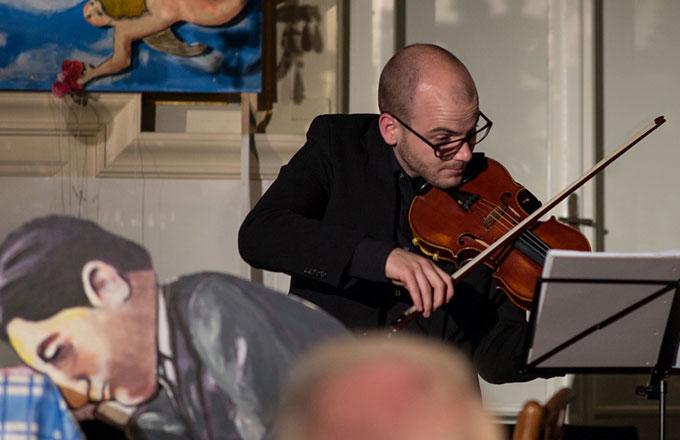 Versammlung unter Engeln, Thomas Reichert, Kabinetttheater Wien