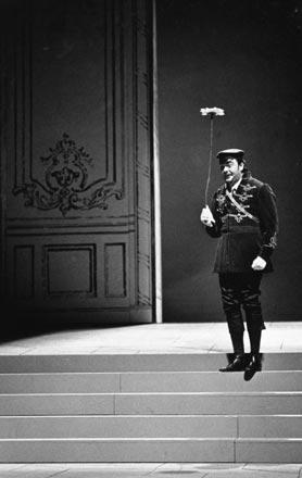 Regie Thomas Reichert, Der eingebildete Kranke von Molière Bayerisches Staatsschauspiel 1994