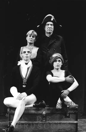 Regie Thomas Reichert, Der Theatermacher von Thomas Bernhard, Schauspielhaus Graz 2000