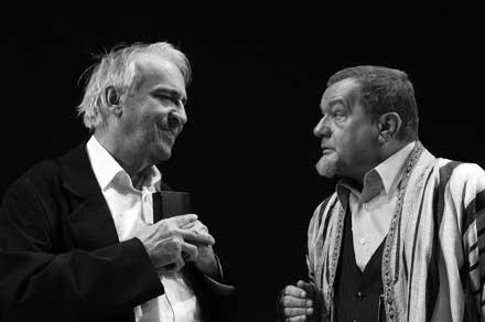 Regie Thomas Reichert Nathan der Weise von Lessing, Schauspielhaus Graz 2002