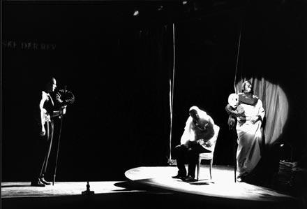 Regie Thomas Reichert, Der Auftrag von Heiner Müller