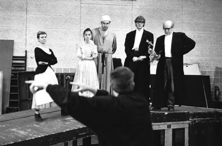 Regie Thomas Reichert, Der eingebildete Kranke von Molière