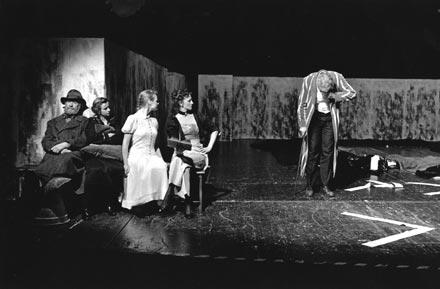 Regie Thomas Reichert, Die Möwe von Anton Tschechow