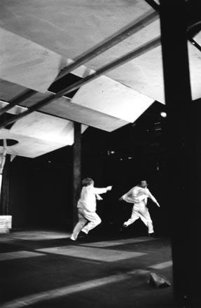 Regie Thomas Reichert, Warten auf Godot (En attendant Godot) von Samuel Beckett