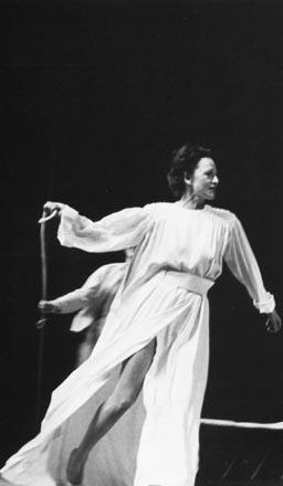 Regie Thomas Reichert, Die Frau vom Meer von Henrik Ibsen 1993