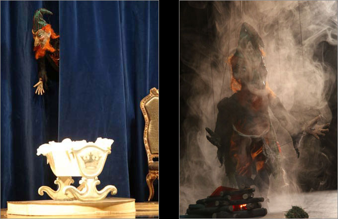 Thomas Reichert, Regie Rumpelstilzchen, Salzburger Marionettentheater